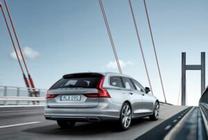 Volvo V90 Location 3/4 Rear