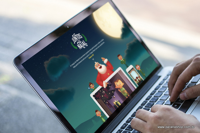 Com tecnologia double screen, Campanha de Natal do Sicredi registra 350 mil visualizações