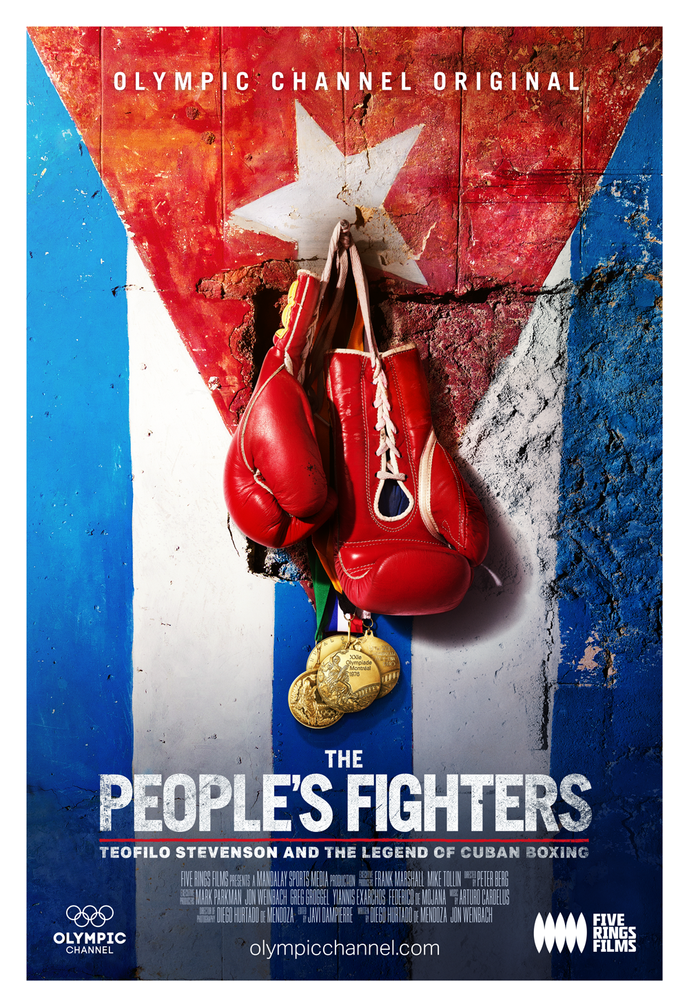 Olympic Chanel lança o filme The People's Fighters