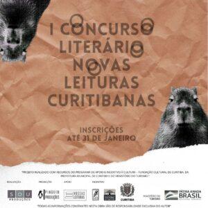 Concurso literário vai premiar novos escritores locais