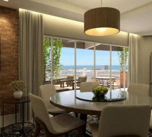 Apartamentos têm com conceito de hotel - Foto: Divulgação