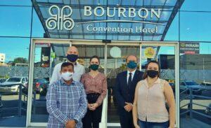 Ibis Ponta Grossa e Bourbon Convention Hotel são os novos associados do Ponta Grossa Campos Gerais Convention & Visitors Bureau