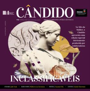 Edição especial do jornal Cândido traz todos os conteúdos assinados por mulheres
