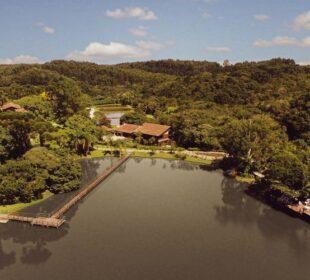 Hotel La Doce Vita fica em Tijucas do Sul, no Paraná - Foto: Divulgação