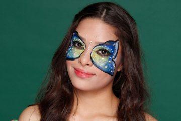 Aprenda a fazer maquiagem artística inspirada na série da Netflix Cidade Invisível