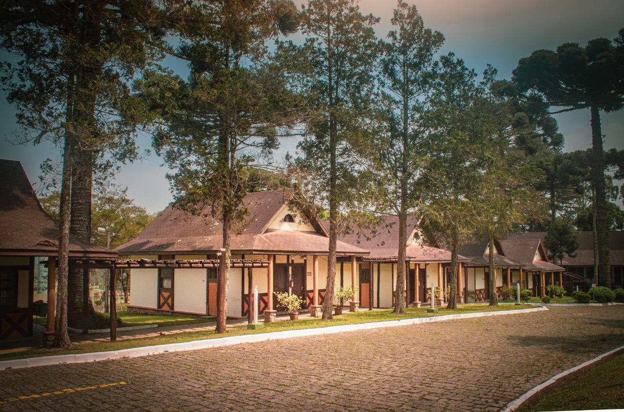 O La Vita Doce Park Hotel fica a 30 quilômetros de Curitiba - Foto: Divulgação