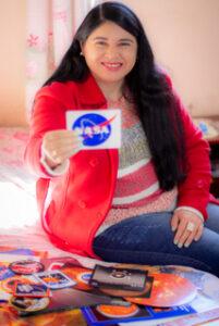 Curitibana que trabalhou na NASA conta como superou a esquizofrenia, doença que atinge 1% da população mundial