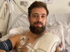 Miocardiopatia hipertrófica: doença de ator Rafael Cardoso é causa comum de morte em atletas jovens