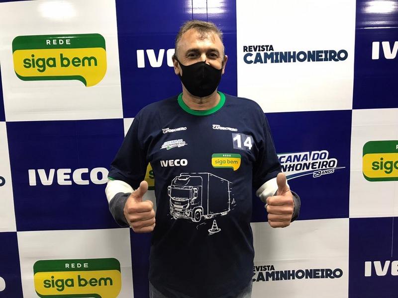 Paranaense é o grande campeão da 29ª Gincana do Caminhoneiro