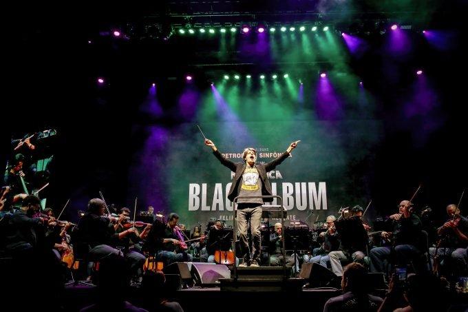 Orquestra Petrobras Sinfônica realiza concerto gratuito com repertório da banda Metallica em homenagem à Curitiba