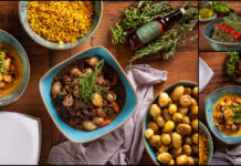 Chef Kika Marder anuncia menu exclusivo feito especialmente para o Dia dos Pais