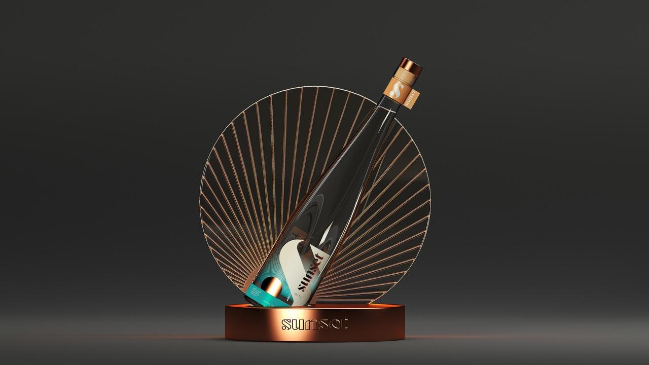 Gin curitibano ganha ouro em maior prêmio de design da América Latina