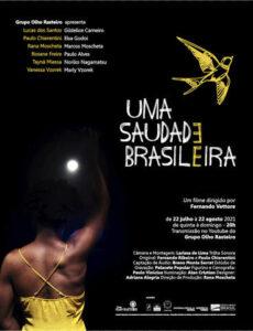 Saudade é tema de filme que será lançado em Curitiba